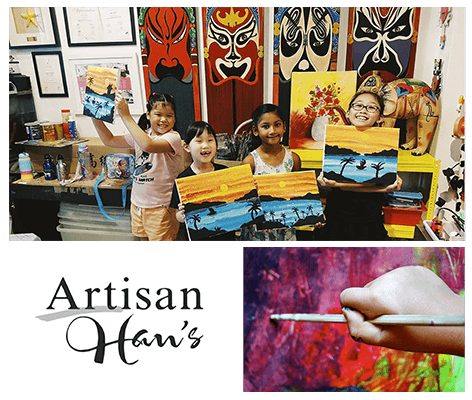 Artisan Han's Gallery