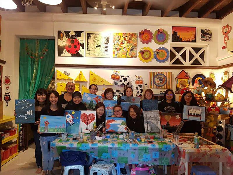 Art Services Singapore