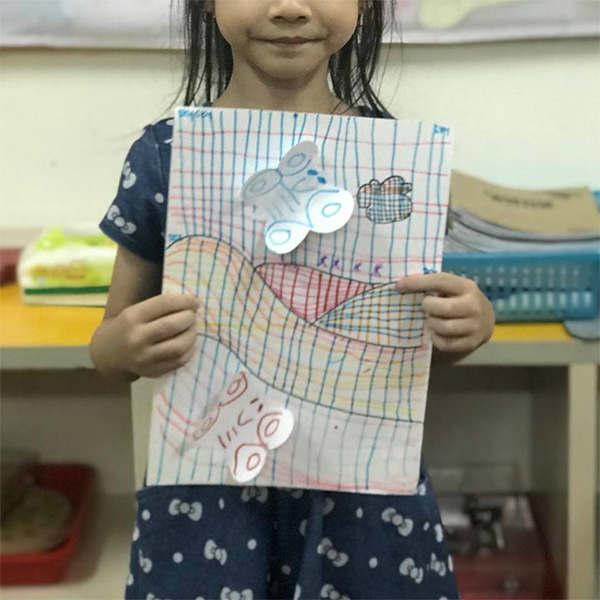 Pencil Drawing Singapore Image