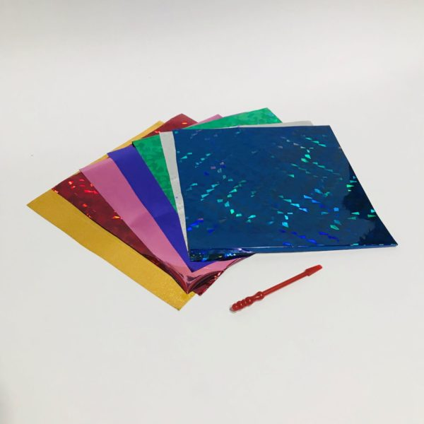 Foil Art Set Material