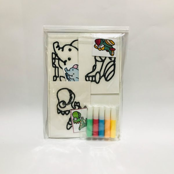 Glass Deco Peelable Kit 1-A
