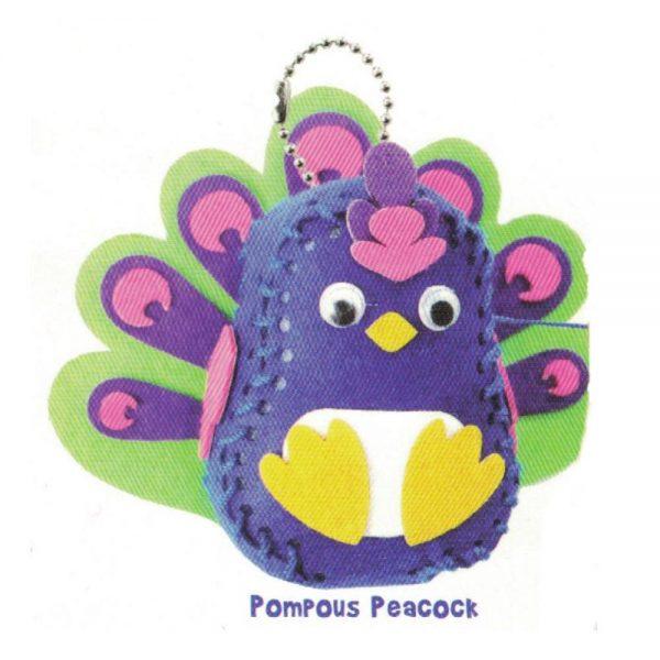 Pompous Peacock