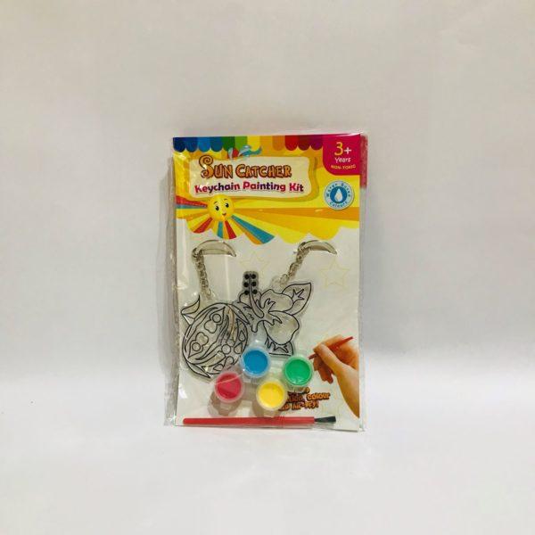 Sun Catcher 2-In-1 Keychain kit 2-A
