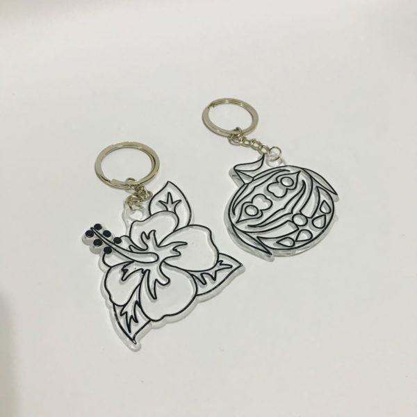 Sun Catcher 2-In-1 Keychain kit 2-B