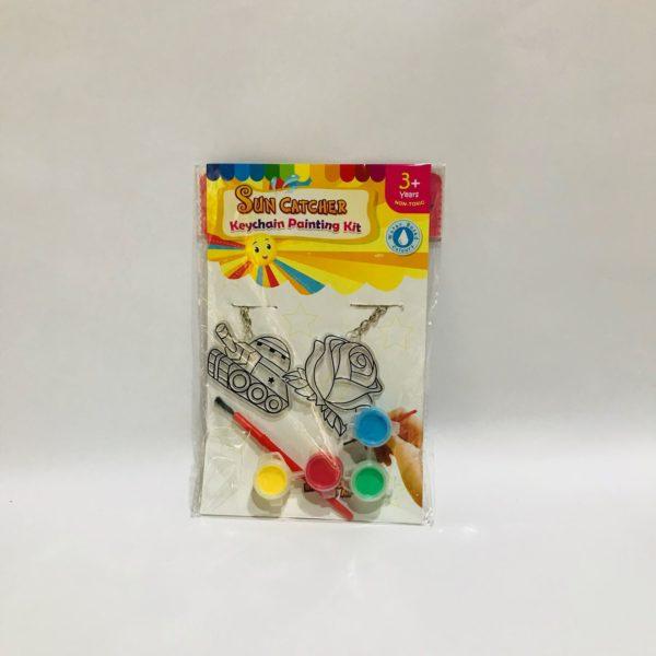 Sun Catcher 2-In-1 Keychain kit 3-A
