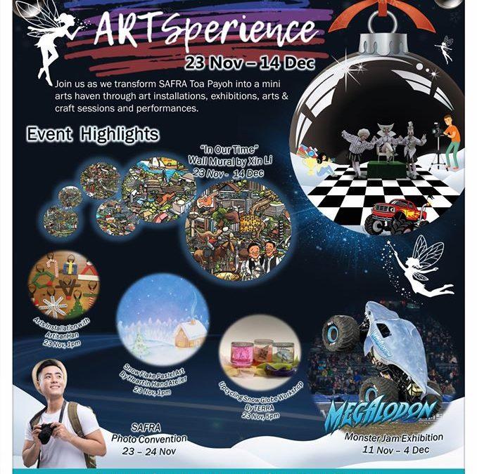 Artsperience @ Toa Payoh Safra