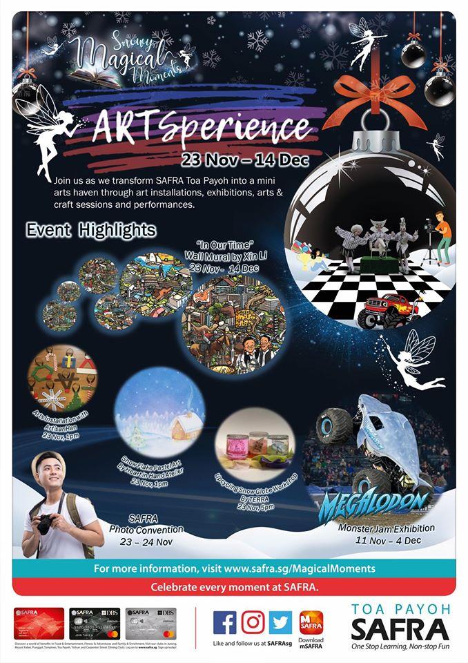 Safra Artsperience