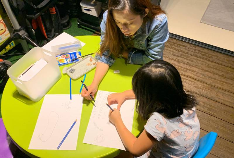 Private Art Lessons At Home Singapore