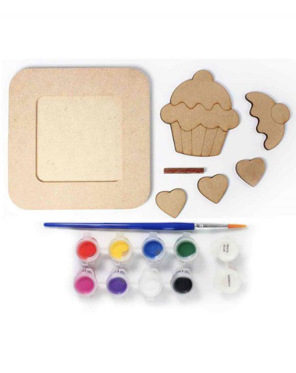3D DIY PF Cupcakes 4