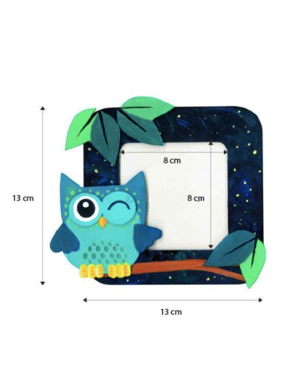 3D DIY PF Owl 3