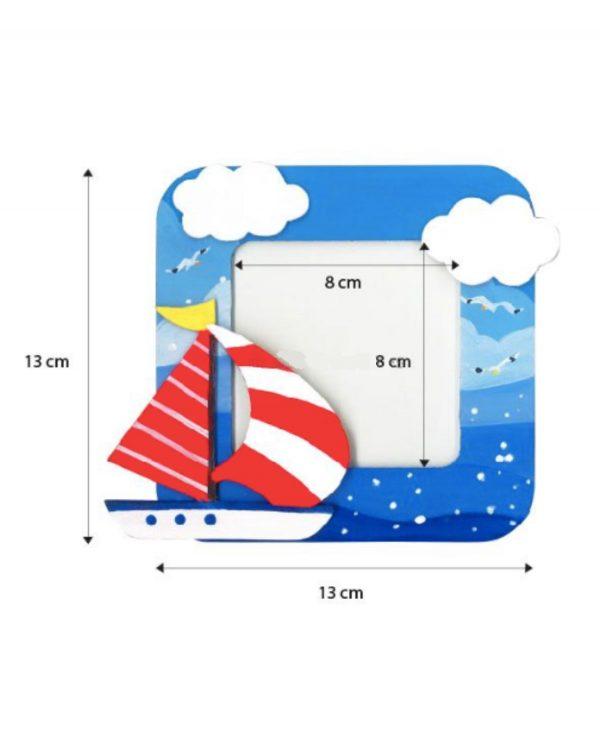 3D DIY PF Sailboat 3
