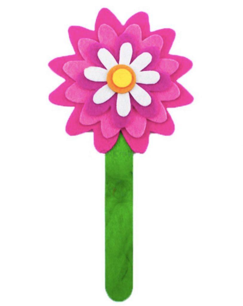 Bk flower pink