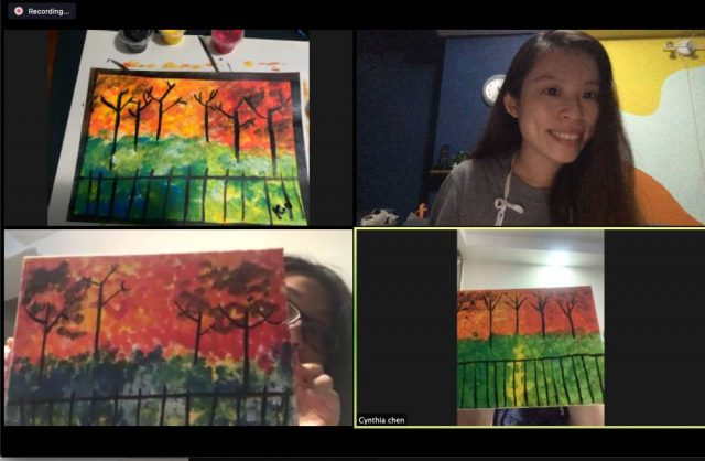 Online Art Classes For Adults Singapore