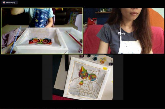 Online Art Classes For Kids Singapore