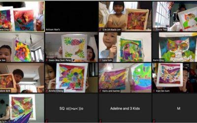 Virtual Art Workshops